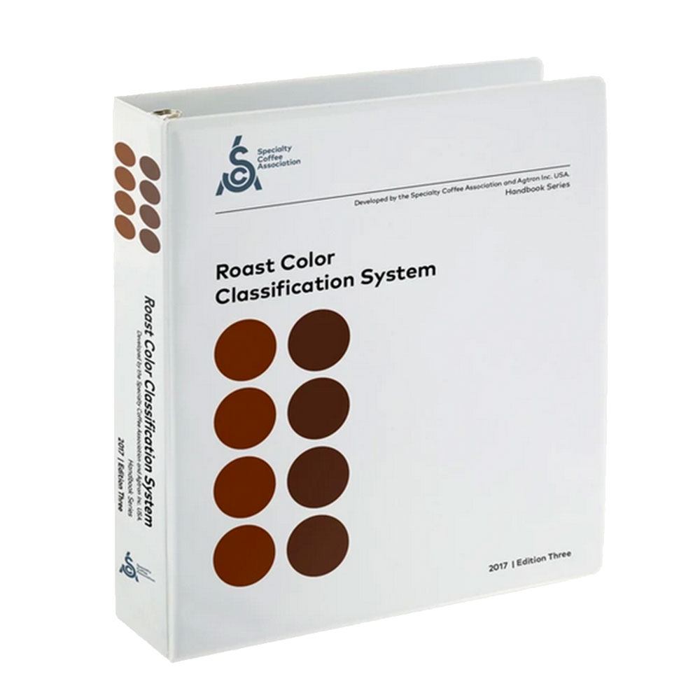 SCAA Agtron Roast Color Kit
